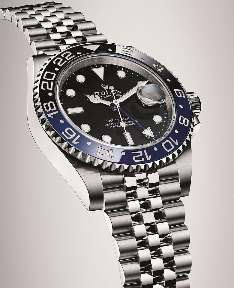 Rolex Oyster Perpetual GMT-Master II Referenz 126710BLNR