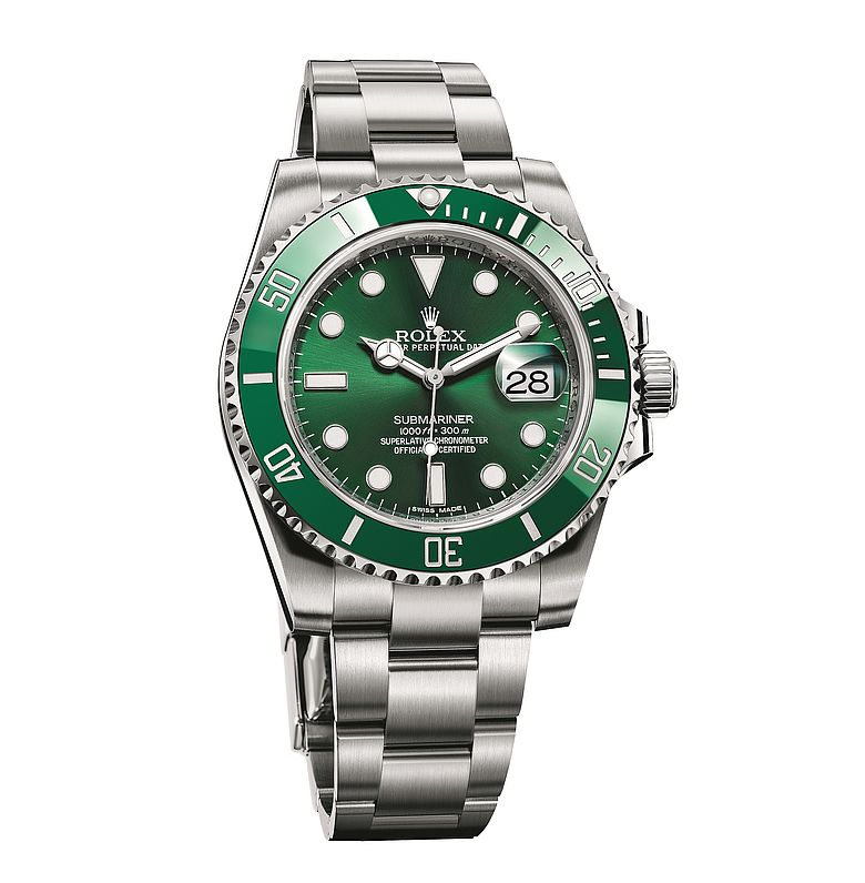 Rolex Oyster Perpetual Submariner Date Referenz 116610LV