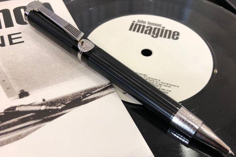 Kugelschreiber Montblanc Donation Pen John Lennon