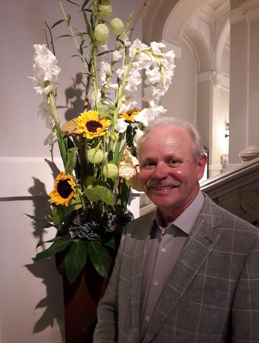 Erich Switak, Oberschätzmeister im Dorotheum