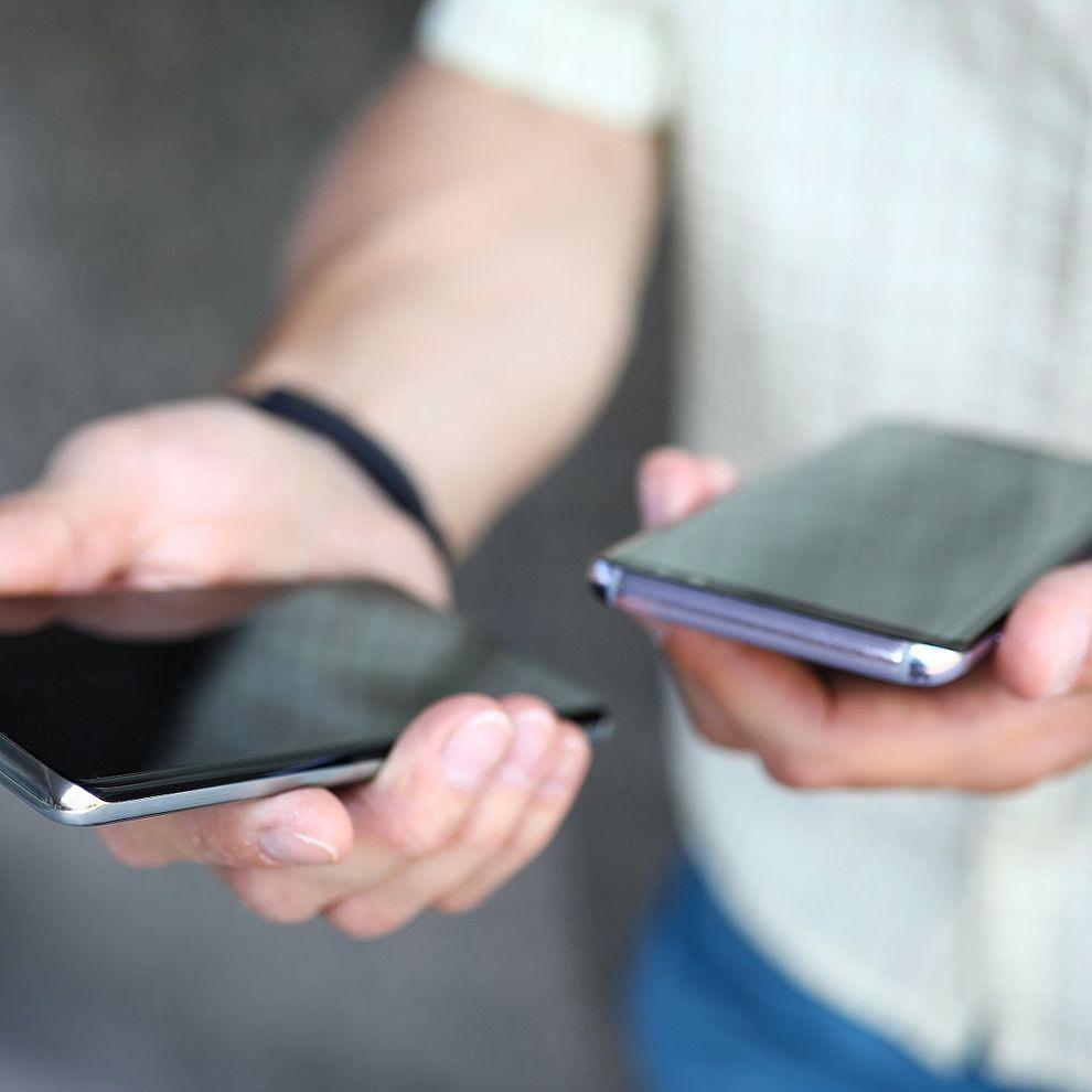 Smartphone - echt oder gefakt?
