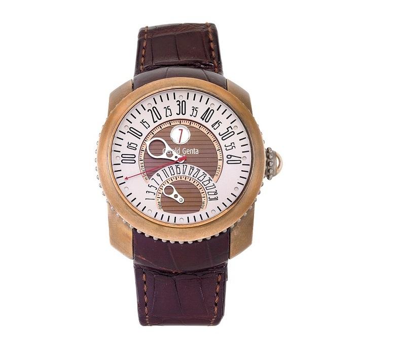 Armbanduhr von Gerald Genta: Gefica