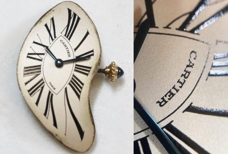 Armbanduhr Cartier Pasha