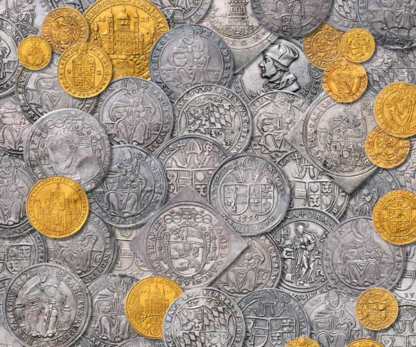Dorotheum Pfand: Münzen beleihen
